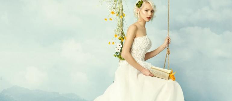 Moda: abito bianco e velo? Si cambia, arriva la sposa in smoking