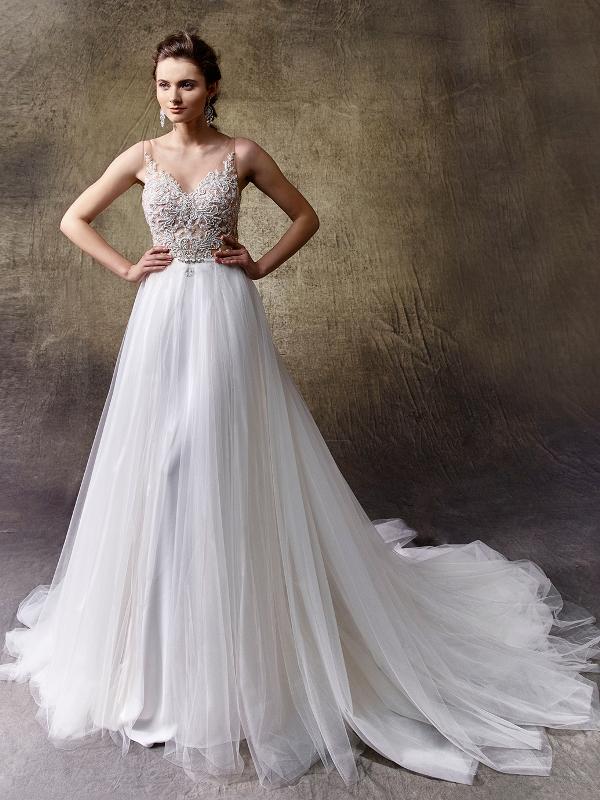 Abiti da Sposa Tessuti Haute Couture Roma – La Vie en Blanc
